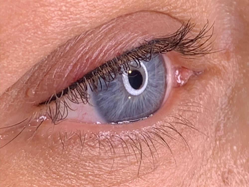 Trucco infraciliare eyeliner by Kellyane Santana Master PMU